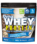 DynaWHEY Cookies & Cream 1080g
