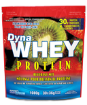DynaWHEY Strawberry-Kiwi Burst 1080g
