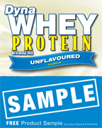 DynaWhey UnFlavoured  36 g - SAMPLE