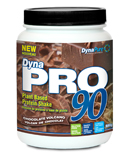 DynaPRO 90 (Plant-Based Protein) Chocolate Avalanche 600g